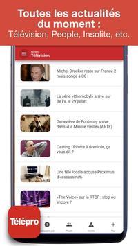 Télépro screenshot 3