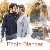 Photo Blenders Editor -  Free Photo Collage Editor icon