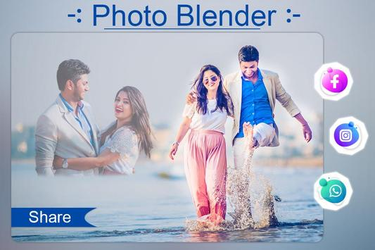 Photo Blenders Editor -  Free Photo Collage Editor screenshot 4