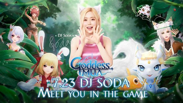 Goddess MUA 截图 8