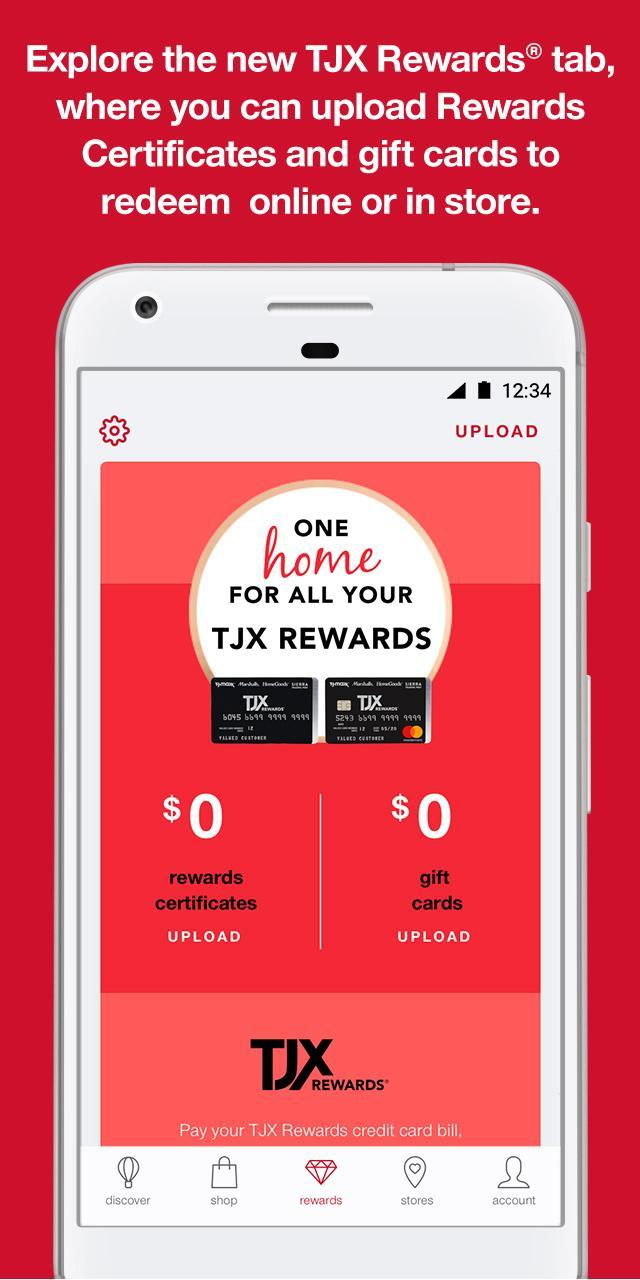 T J Maxx for Android - APK Download