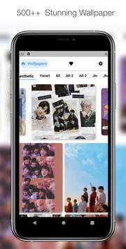 ★Best BTS Aesthetic Wallpaper 2020♡ poster