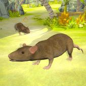 Forest Mouse Simulator 2019 icon