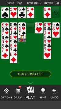 Easy Solitaire poster