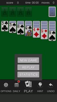 Easy Solitaire screenshot 1