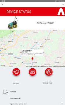 Ammann ServiceLink screenshot 9