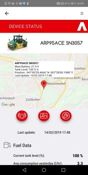 Ammann ServiceLink screenshot 2