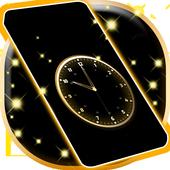 Live Clock Wallpaper icon
