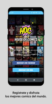 House of Comics poster