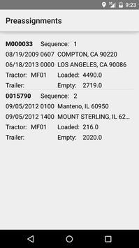 A&I Transport screenshot 5