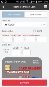 (thePAY)Prepaid Sim, Int'l call, E-load recharge screenshot 5