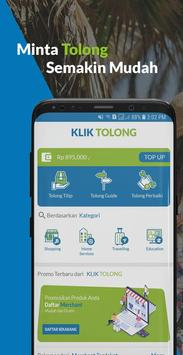 KLIK TOLONG - Jasa Titip, Tour Guide dan Service screenshot 4