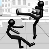 Stickman Fighting 3D icon