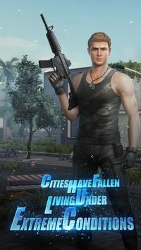 Zombie Shooter:Multiplayer Doomsday TPS/FPS Online imagem de tela 2