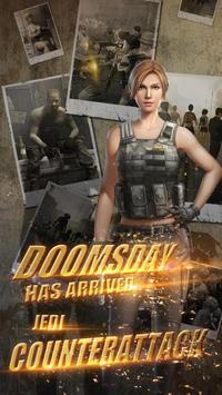 Zombie Shooter:Multiplayer Doomsday TPS/FPS Online imagem de tela 3
