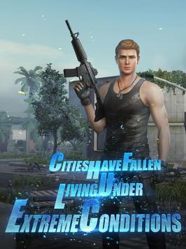 Zombie Shooter:Multiplayer Doomsday TPS/FPS Online imagem de tela 5