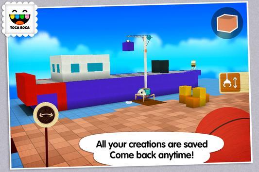 Toca Builders screenshot 3