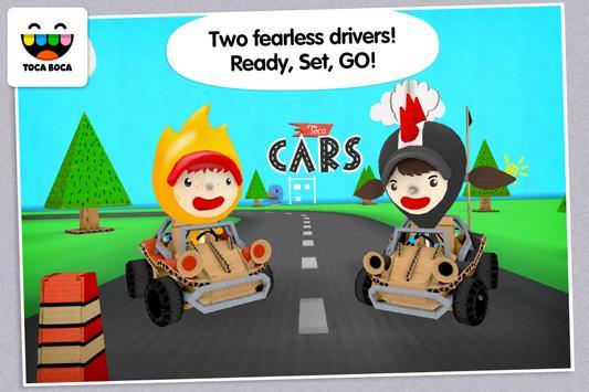 Toca Cars screenshot 4