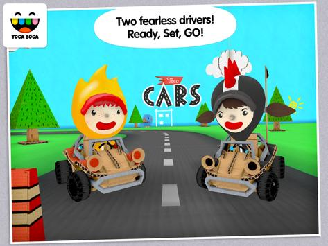 Toca Cars screenshot 9