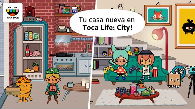 Toca Life: City captura de pantalla 6