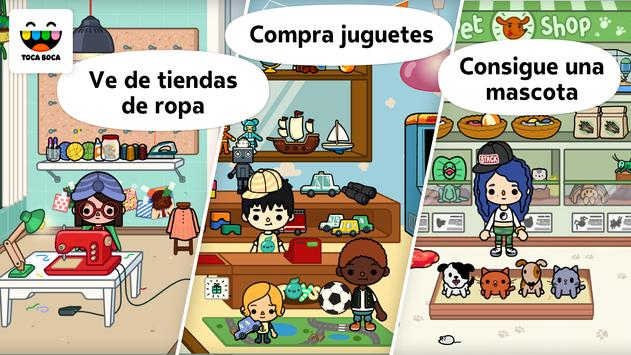 Toca Life: City captura de pantalla 2