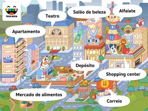 Toca Life: City imagem de tela 4