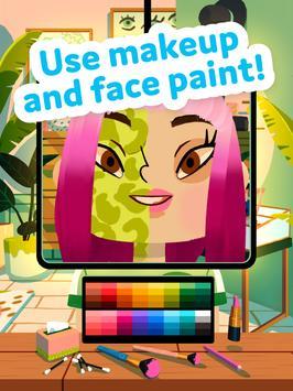 Toca Hair Salon 4 स्क्रीनशॉट 15