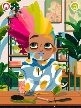 Toca Hair Salon 4 स्क्रीनशॉट 13