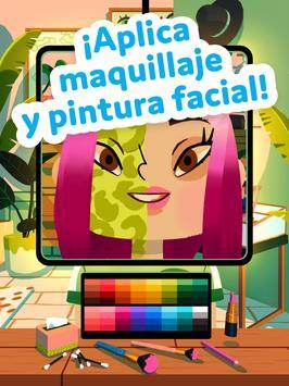 Toca Hair Salon 4 captura de pantalla 7