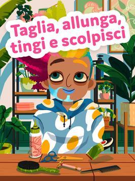 Poster Toca Hair Salon 4