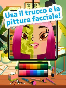 13 Schermata Toca Hair Salon 4
