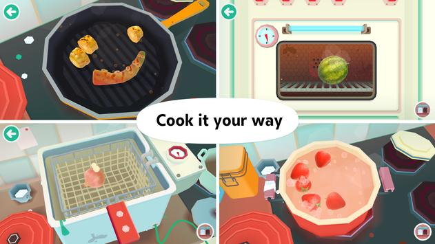 Toca Kitchen 2 الملصق