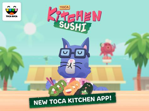 Toca Kitchen 2 ảnh chụp màn hình 6