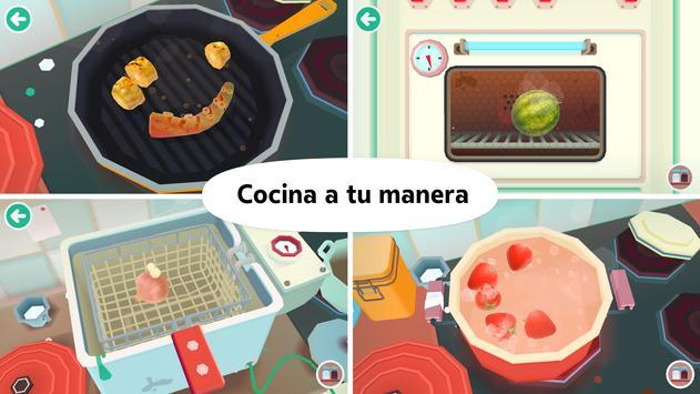 Toca Kitchen 2 captura de pantalla 2