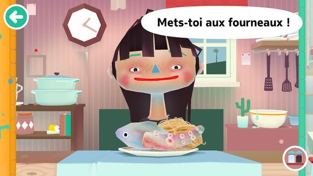Toca Kitchen 2 Affiche
