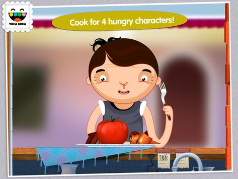 Toca Kitchen स्क्रीनशॉट 4