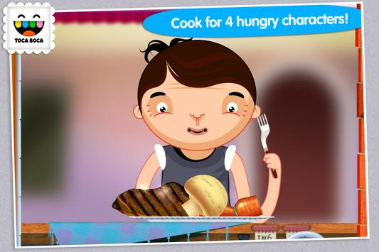 Toca Kitchen-poster