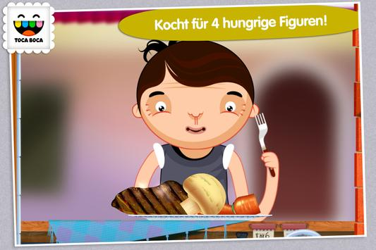 Toca Kitchen Plakat