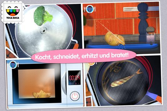 Toca Kitchen Screenshot 2