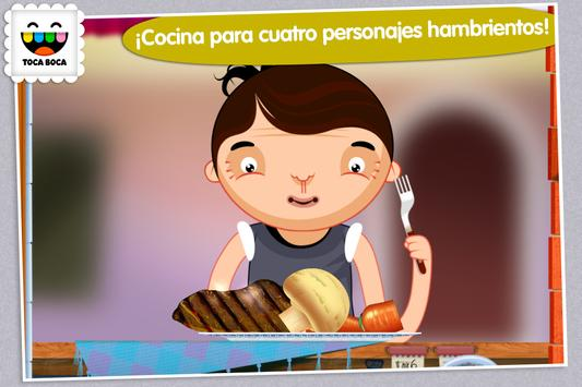 Toca Kitchen Poster