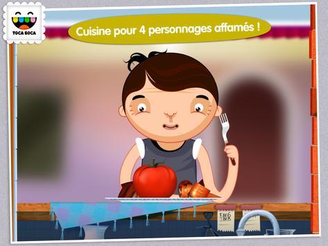 Toca Kitchen capture d'écran 4