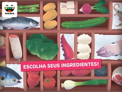Toca Kitchen Sushi Restaurant imagem de tela 13