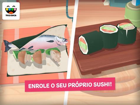 Toca Kitchen Sushi Restaurant imagem de tela 2