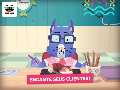 Toca Kitchen Sushi Restaurant imagem de tela 4