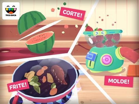 Toca Kitchen Sushi Restaurant imagem de tela 7