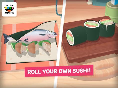 Toca Kitchen Sushi Restaurant ảnh chụp màn hình 2