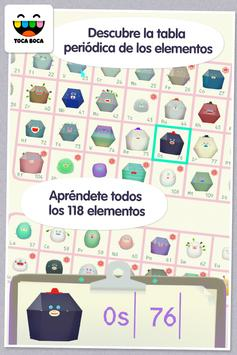 Toca Lab: Elements Poster