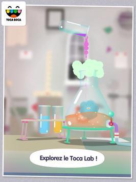 Toca Lab: Elements capture d'écran 6