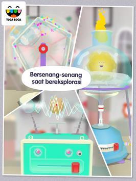 Toca Lab: Elements screenshot 8