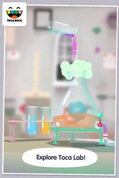 Toca Lab: Elements poster
